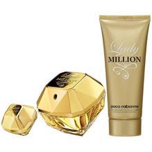 Paco Rabanne - Lady Million - EDP 50 ml + EDP 5 ml + Bodylotion 100 ml - Gift Set