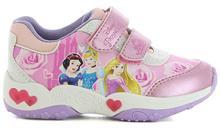 Disney Princess, Lenkkarit, Vilkkuva pohja, Vaaleanpunainen