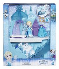 Disney Frozen, leikkisetti Elsan jäälinna