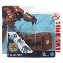 Transformers - Robots in Disguise - 1-Step Changers - Quillfire (B4653)
