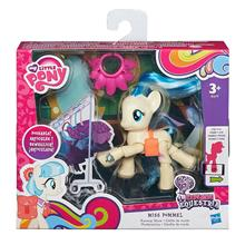 My Little Pony, Explore Equestria, Poseable Pony, Fluttershy Picnic