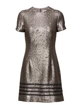 Tommy Hilfiger Gigi Hadid Sequin T-Shirt Dress Ss 14402365