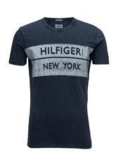 Hilfiger Denim Thdm Cn T-Shirt S/S 13 13980953