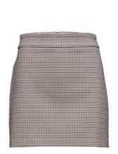Mango Houndstooth Skirt 14763335