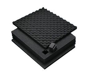 Peli vaahtomuovipehmuste Miehet retkilaatikkotarvike Box 1500 ,