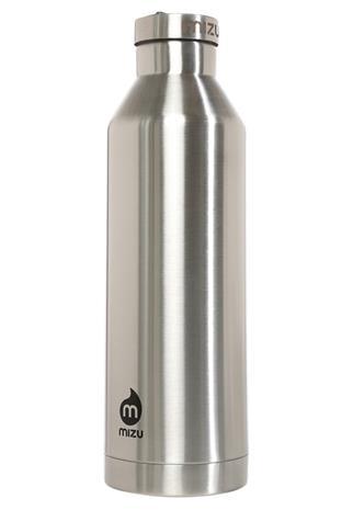 MIZU V8 Juomapullo silver