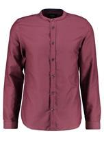 Burton Menswear London Vapaaajan kauluspaita bordeaux