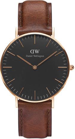 Daniel Wellington St Mawes Classic Black 36mm DW00100136