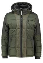 GStar WHISTLER Talvitakki dark bronze green