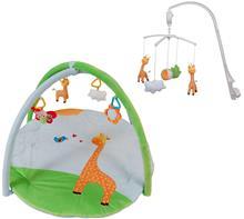 Stoy Baby, Musiikkimobile + Vauvajumppa, Kirahvi, Paketti