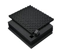 Peli vaahtomuovipehmuste retkilaatikkotarvike Box 1750 , musta