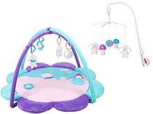 Stoy Baby, Musiikkimobile + Vauvajumppa, Lammas & Kani, Paketti