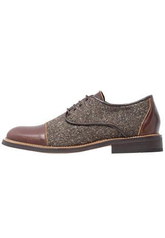 Shoe The Bear OX Nauhakengät brown