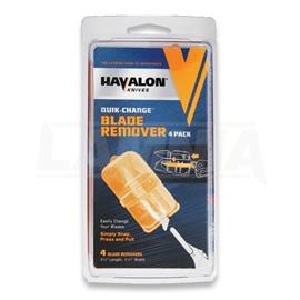 Havalon Knives Blade Remover 4pk