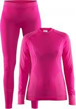 Craft Seamless Zone Naiset tekniset alusvaatteet , vaaleanpunain