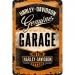 Harley Davidson Garage Kilpi 20x30cm
