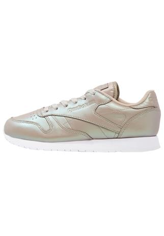 Reebok Classic CLASSIC LEATHER PEARLIZED Matalavartiset tennarit champagne/white