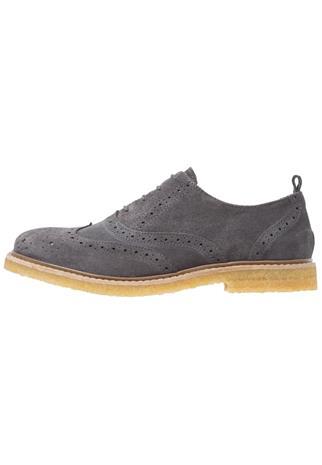 Shoe The Bear PAUL Nauhakengät dark grey