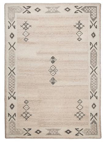 Matto Royal Berber Sakar Theko®die Markenteppiche Beige69530/40X