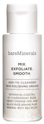bareMinerals Mix.Exfoliate.Smooth Add-To-Cleanser Polishing Grains