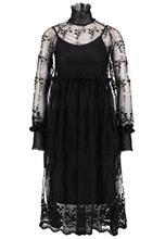 Navy London VICTORIA Vapaaajan mekko black
