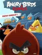 Angry Birds Comics. Kootut seikkailut 1 (Partanen, Anu Keynäs, Ville), kirja