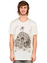 Volcom Visible Muerta Lightweight T-Shirt pearl / valkoinen Miehet