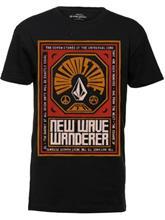 Volcom New Wave Basic T-Shirt Boys black / musta Jätkät