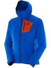 Salomon Ranger Outdoor Jacket brilliant blue / sininen Miehet