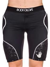 Body Glove Power Pro Short Unisex Suojahousut black / white / musta