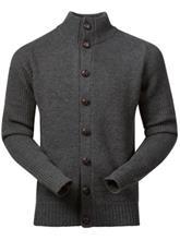 Bergans Ulriken Sweater dark grey mel / harmaa Miehet