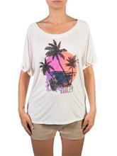 Hurley Noa Noa T-Shirt off white / valkoinen Naiset