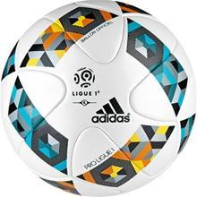 adidas Jalkapallo Ligue 1 Ottelupallo - Valkoinen/Sininen