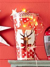 Joulumuki, 3/pakkaus Hoff Interieur punainen88937/80X