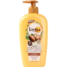 Gentle Conditioner Shea Butter - Dry Hair 500 ml