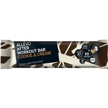 Allevo After Workout Bar Cookie-Cream