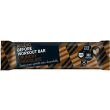 Allevo Before Workout Bar Crunchy-Chocolate
