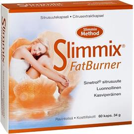 Slimmix fat Burner 60 kaps., Lisäravinteet