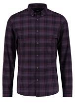 Burton Menswear London SMART Vapaaajan kauluspaita burgundy