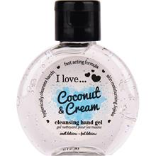 I love… Coconut & Cream - Cleansing Hand Gel 65ml