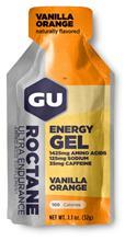 GU Energy Roctane urheiluravinne Vanilla Orange 32g , oranssi/ho