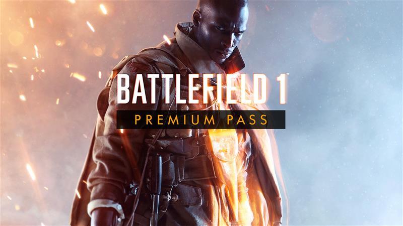 Battlefield 1 - Premium Pass, PC-peli
