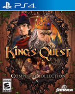 King's Quest: Complete Collection (Adventures of Graham), PS4-peli