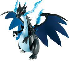 Pokémon Mega Charizard X, mekaaninen hahmo