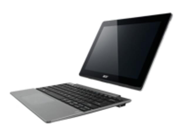 """Acer Switch SW5-017P NT.LCWED.003 (Atom x5-Z8350, 4 GB, 64 GB SSD, 10,1"""", Win 10), kannettava tietokone"""