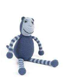 Smallstuff Pehmolelu Apina, Sininen