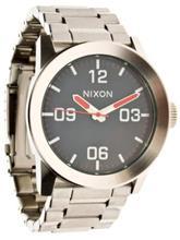 Nixon The Private SS navy / harmaa Miehet
