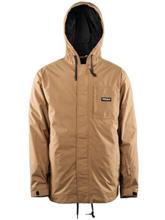 Thirtytwo Kaldwell Jacket clove / ruskea Miehet
