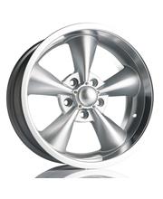 Barzetta America Silver LipPolish 9x18 Jako:5x120.65 ET:0 vanne