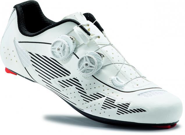 Northwave Evolution Plus Miehet kengät , valkoinen